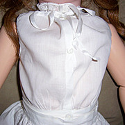 "SALE Gorgeous Antique Doll Chemise Underwear Fits 28"" to 30"" French or German Lg Dolls."