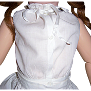 """SALE Gorgeous Antique Doll Chemise Underwear Fits 28"""" to 30"""" French or German Lg Dolls."""