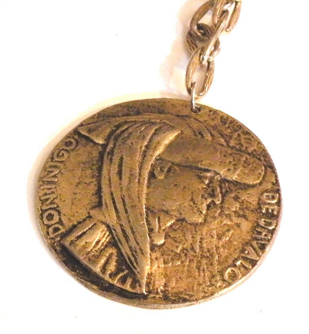 Domingo De Davalo Large Pendant Necklace