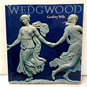 Wedgwood by Geoffrey Mills.  Great Reference.  Beautiful Illustrations.  Fine Condition.