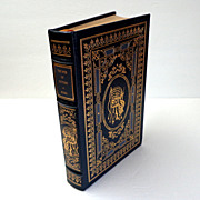 Web Of Victory by Earl Miers.  Genuine Leather.  Civil War.  Vicksburg.  Easton Press.  As New Condition.