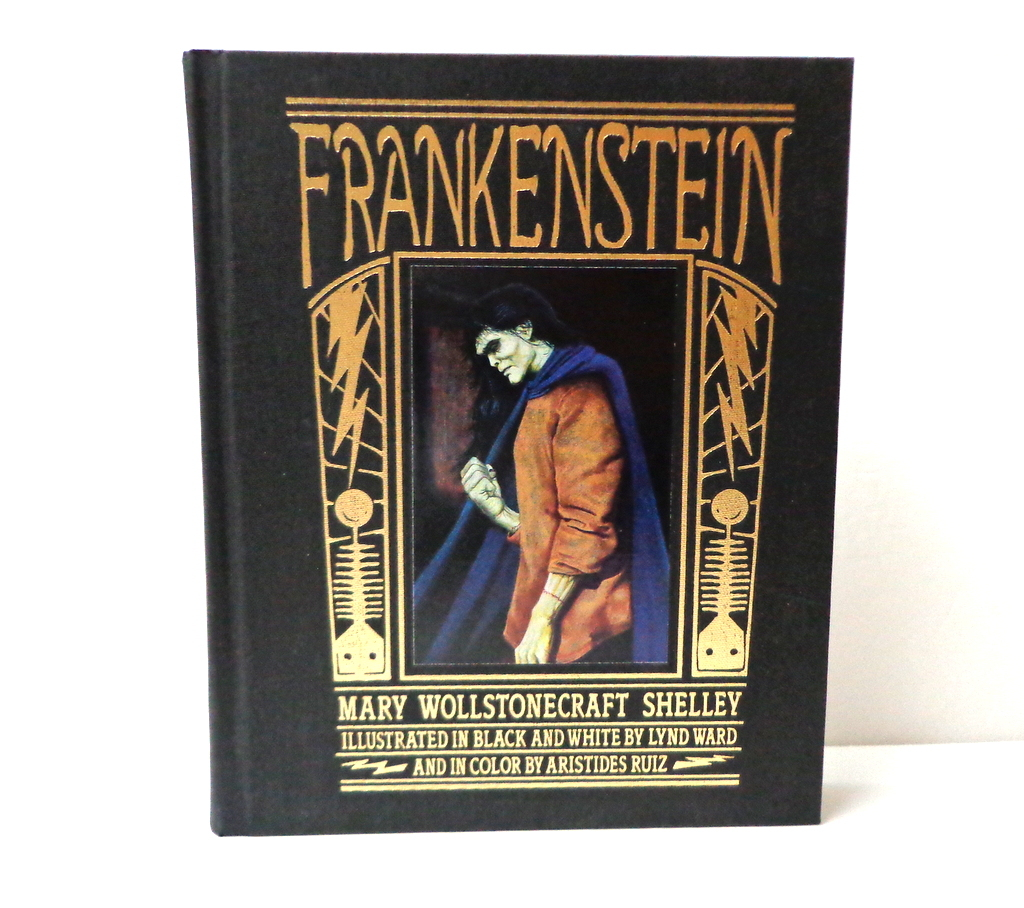 Frankenstein portland house classics 1988 beautiful for Classic house 1988