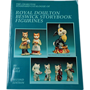 Catalogue of Royal Doulton Beswick Storybook Figurines.  Reference & Price Guide.