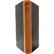 The Immoralist by Andre Gide.  1930.  Knopf  Publisher.  1st American Ed.