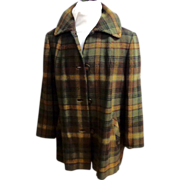 Pendleton Ladies Wool Jacket.  Size Medium to Large.
