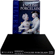 English Porcelain.  Gorgeously Illustrated.  Superb Reference.  As New Condition.