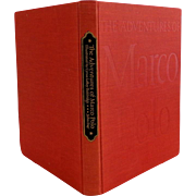 Adventures of Marco Polo.  Ed. Richard J. Walsh.  Pearl Buck Foreword.  Beautifully Illustrated.  1948 ed.  John Day Co. Near Fine Condition.