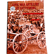 Signed by Author!  Civil War Artillery at Gettysburg by Philip M. Cole.  Great Reference.  As New Condition.