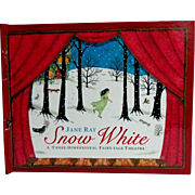 SNOW WHITE A Three-Dimensional Fairy-Tale Theatre by Jane Ray.  First Edition.
