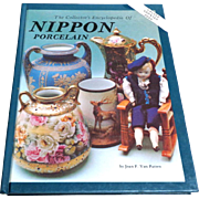 Collector's Encyclopedia of NIPPON Porcelain.  Super Reference.  As New Condition.