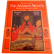 THE ARABIAN NIGHTS.  Retold by Naomi Lewis.  Illustrated by ANTON PECK.  As New. Still in Shrink Wrap.