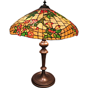 Wilkinson Trumpet Vine Table Lamp