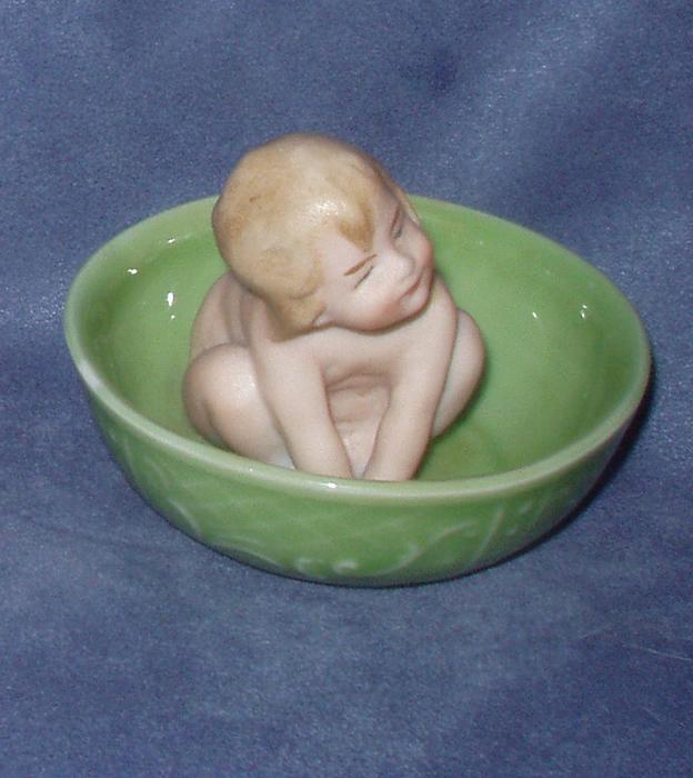 Heubach Piano Baby Green Tub