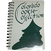 Colorado Cookie Collection 1990 290+ cookie recipes