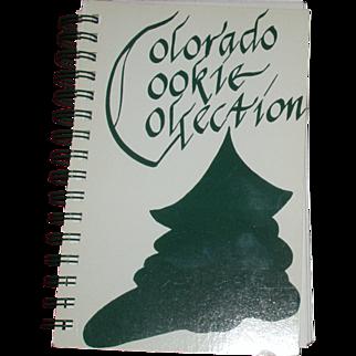 Colorado Cookie Collection 1990 290+ cookie recipes