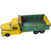 Vintage Structo Hydraulically Operated Dump Truck