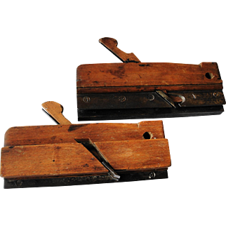 Antique Woodworking Tools Tongue and Groove Planes