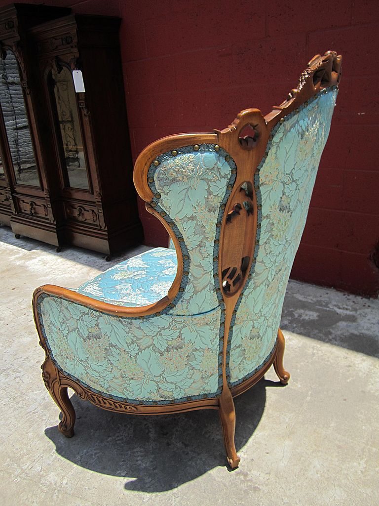 Antique french chair - Lovely Vintage French Style Chair Armchair Sold On Ruby Lane