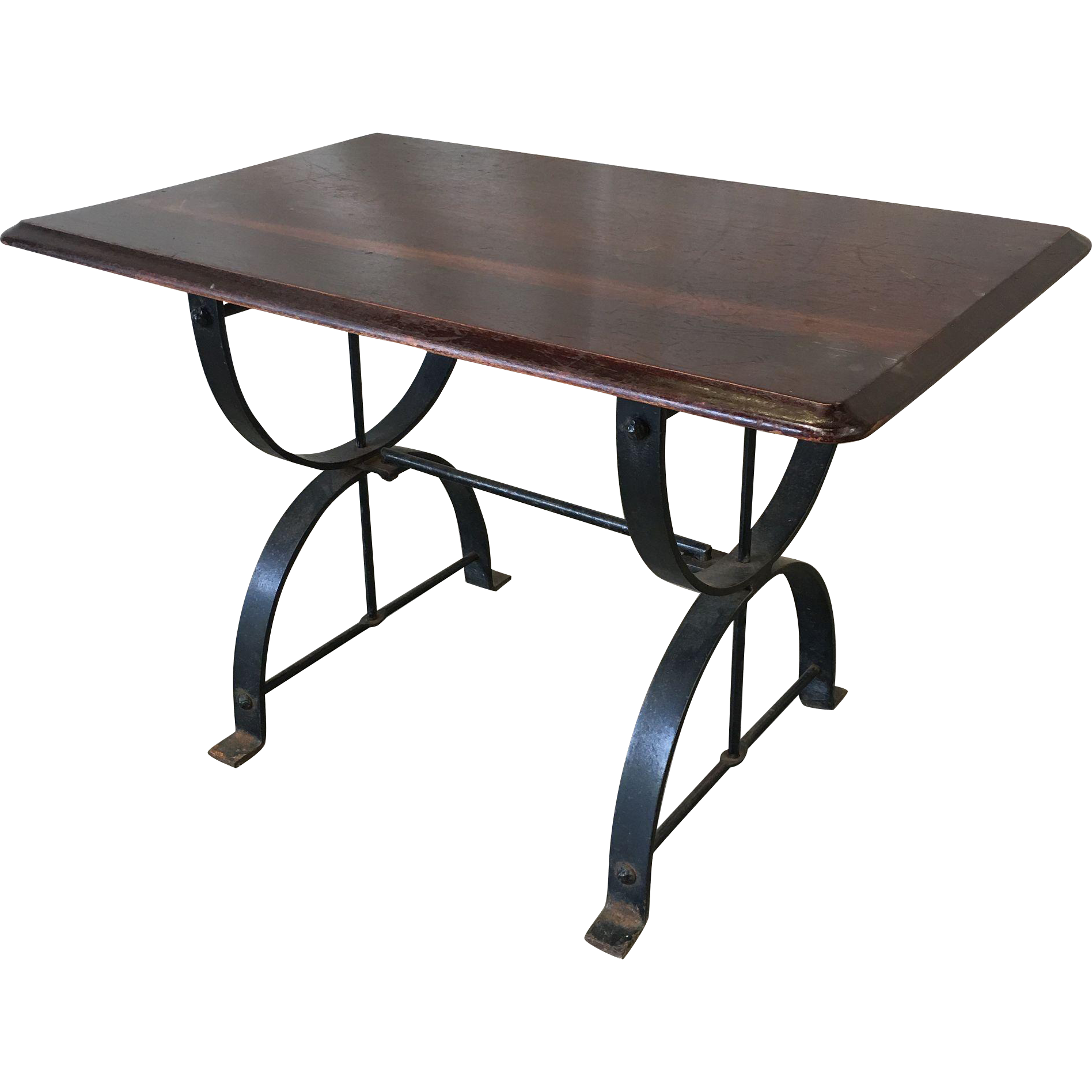 English Antique Pub Table Sofa Table Console Table