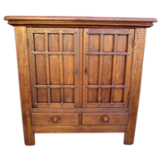 Spanish Antique Server Bar Sideboard Cabinet Antique Furniture