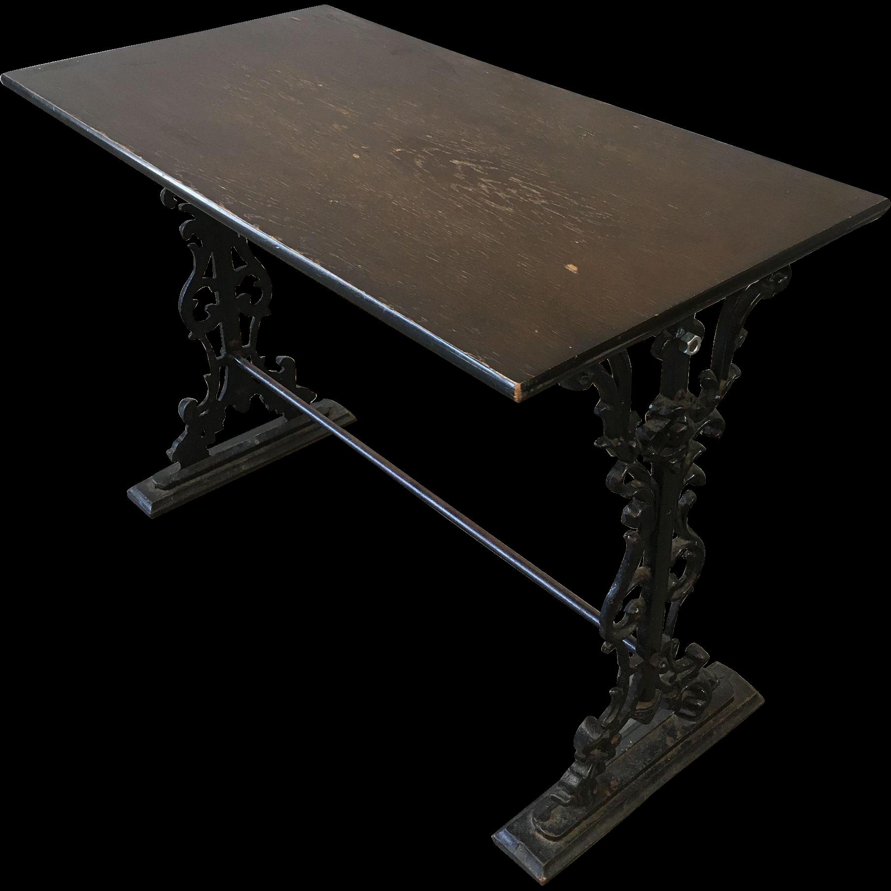 English Antique Pub Table