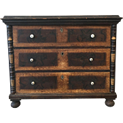 Handsome Antique Dresser Chest of Drawers Antique Furniture