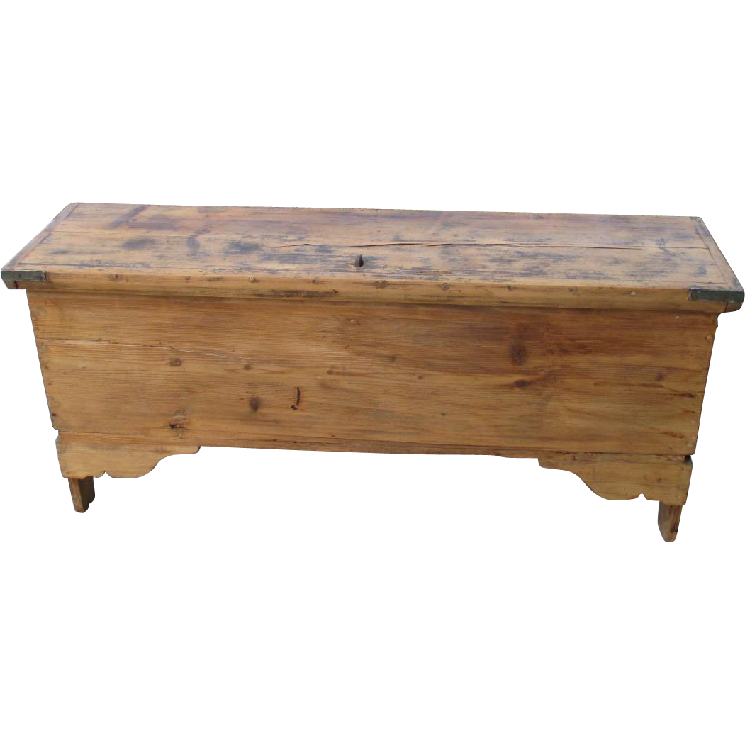 Swedish Antique Console Credenza Grain Feeder Antique Furniture