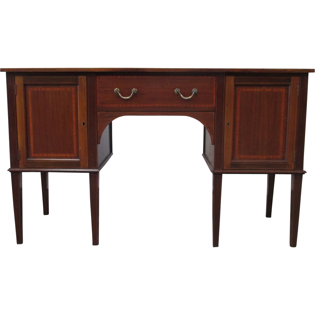 English Antique Mahogany Sideboard Server Antique Furniture