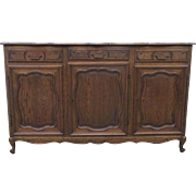 French Country Antique Sideboard Server Antique Furniture