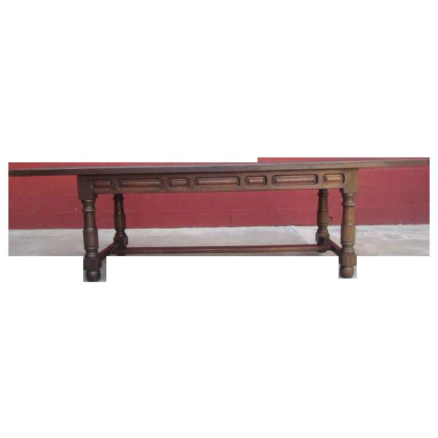 Spanish Antique Rustic Dining Table Antique Furniture