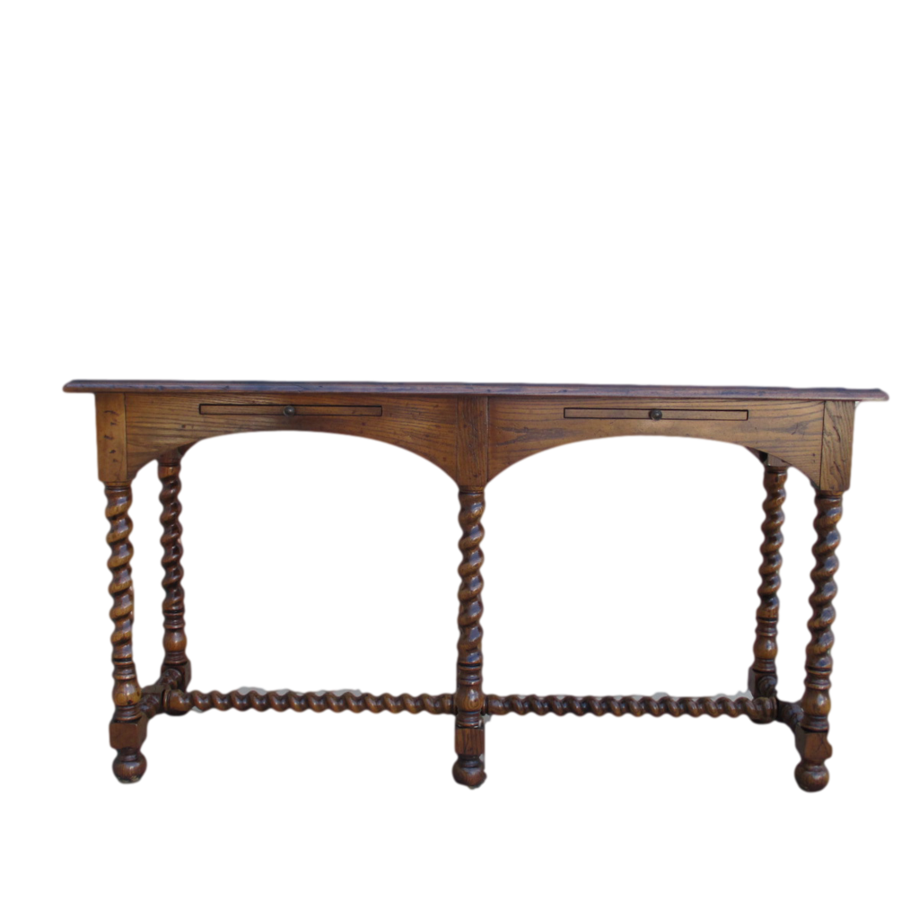 Vintage sofa tables antique console table mahogany awesome for Sofa table vintage