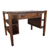 Antique Mission Oak Desk Arts & Crafts Antique Furniture