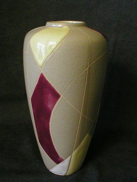 "West Germany ""Jasba Keramik"" Classic Style Vase - Verona"