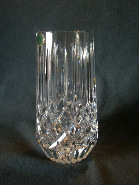 Tyrone Crystal Vase - Harrah's 1937-1987 Presentation Piece