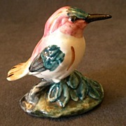 "Stangl Pottery ""Rufus Hummingbird"" Bird Figurine"