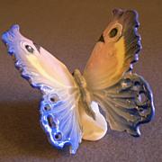"""Karl Ens Volkstedt Porcelain """"Butterfly"""" Figurine"""