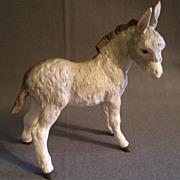 """Cybis Porcelain """"Fitzgerald"""" - Donkey Foal Figurine"""