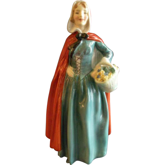 "Royal Doulton ""Jean"" Figurine HM 2032 by Leslie Harradine"
