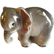 """Occupied Japan"" Figurine - Elephant"