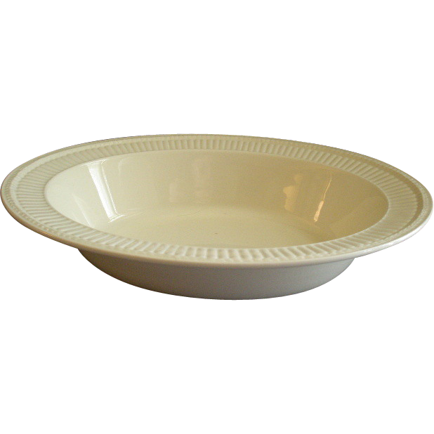 Josiah Wedgwood & Sons 'Edme' Pattern Oval Vegetable Bowl