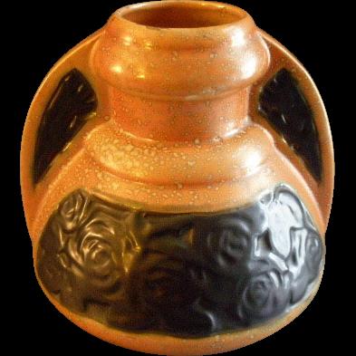 """Ditmar Urbach Art Deco """"Alienware"""" Vase #8137"""