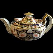 Royal Crown Derby Traditional 'Imari' Mini Tea Pot #2451