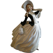 "Royal Doulton ""Autumn Breezes"" Figurine HN 2147 by Leslie Harradine"