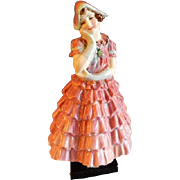 "Royal Doulton ""Maise"" Figure HN 1619 by Leslie Harradine"
