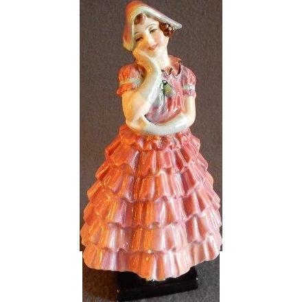 "Royal Doulton ""Maise"" Figure HN 1619 by Leslie Harradine"