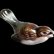 Goebel House Sparrow Bird Figurine