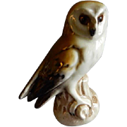Goebel Barn Owl Bird Figurine