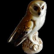Goebel Barn Owl Bird Figurine
