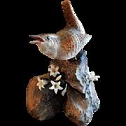 "Edward Marshall Boehm ""Jenny Wren"" Bird Figurine"