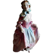 "Royal Doulton ""Suzette"" Figure HN 2026 by Leslie Harradine"